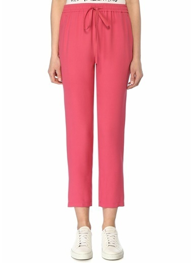 Red Valentino Pantolon Fuşya